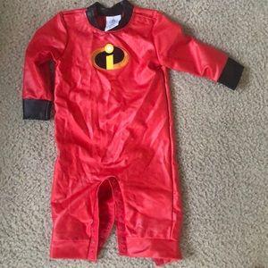 Baby Jack Jack incredible costume